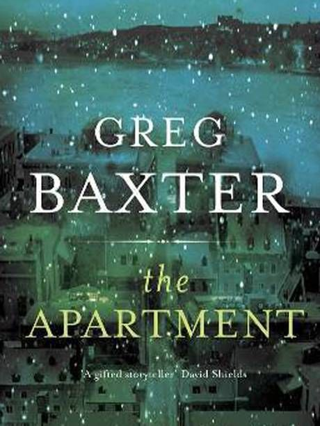 The Apartment by Greg Baxter