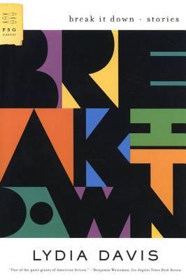 breakit down