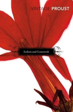 Sodom & Gomorrah – Volume 3 of In Search of Lost Time by Marcel Proust