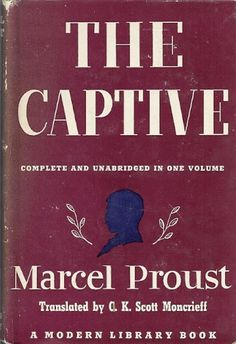 the captive - proust
