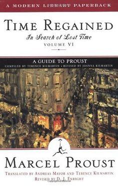 Time Regained pr