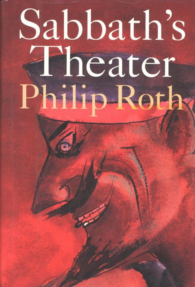 Sabbath's Theatre by Philip Roth