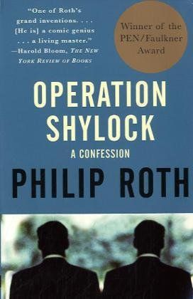 Operation Shylock by Philip Roth