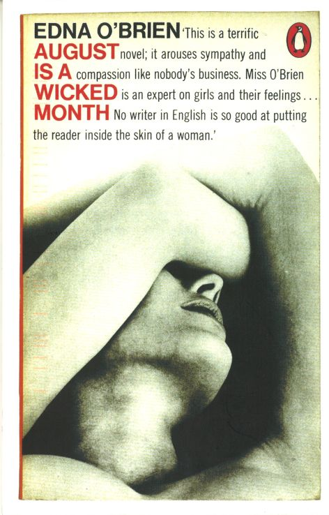 August is a Wicked Month by Edna O_Brien