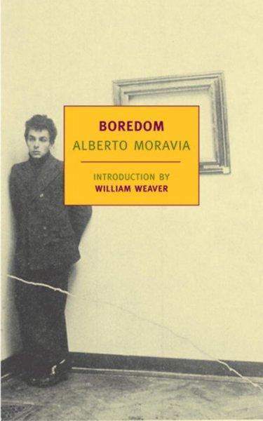 Boredom by Alberto Moravia