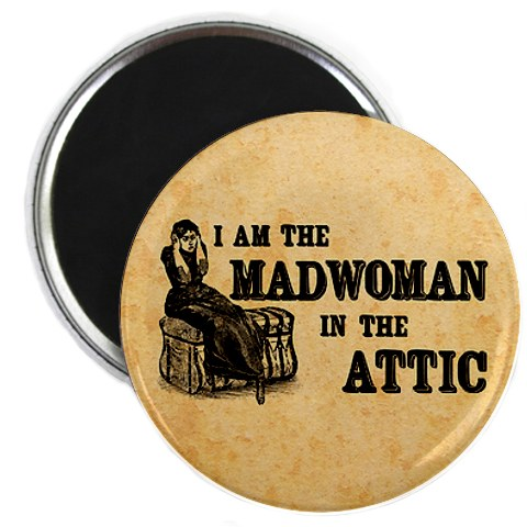 mad woman in the attic