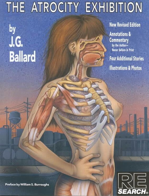 The Atrocity Exhibition by J G Ballard 3